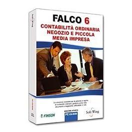 Falco 6 – contabilità ordinaria negozio e piccola impresa