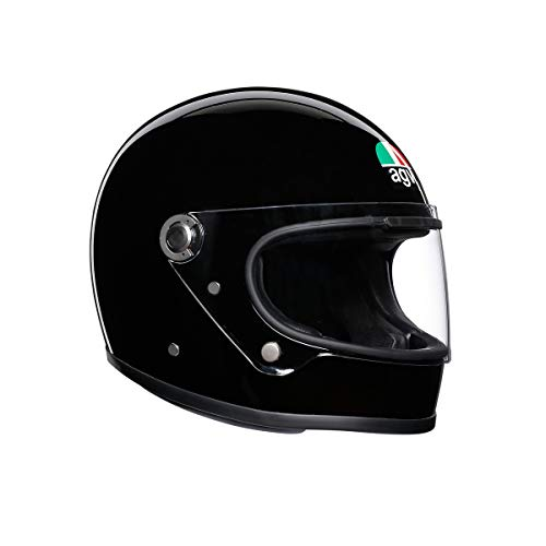 AGV Legends X3000 Helm Schwarz ML (57-58) - Spas Legend