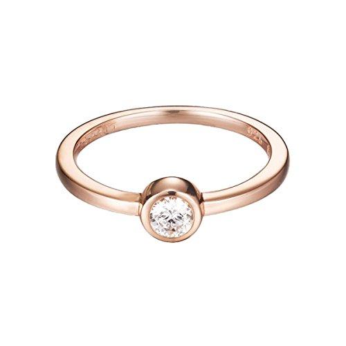 Esprit Damen-Ring 925 Sterling Silber Gr.56 (17.8) ESRG92424B180