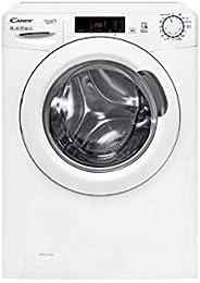Candy HGS 1210T3/1-S Autonome Charge avant 10kg 1200tr/min A+++ Blanc machine à laver - Machines à laver (Auto