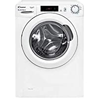 Candy HGS 1210T3/1-S Autonome Charge avant 10kg 1200tr/min A+++ Blanc machine à laver - Machines à laver (Autonome, Charge avant, Blanc, Rotatif, Toucher, Gauche, 180°)