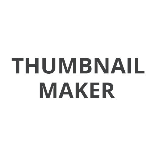 Thumbnail, Cover, Posts & Channel Art Maker (Flyer Maker Software)
