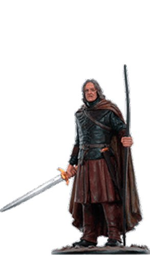 Lord of the Rings Señor de los Anillos Figurine Collection Nº 135 Ithilien Ranger Captain 1