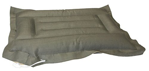 WEGU-GFT Sitzkissen Aufblasbares, grün, 790010