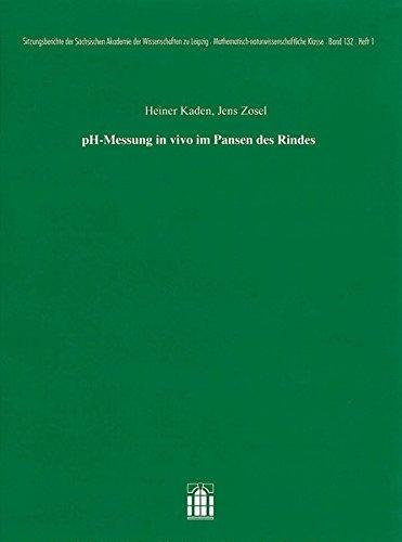 pH-Messung in vivo im Pansen des Rindes