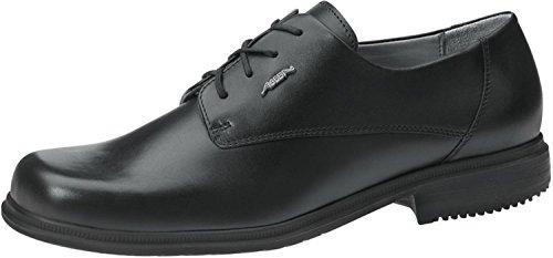 Abeba 2450–�?9Business Men Schuhe unten, schwarz, 2450-40