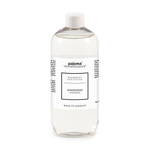 Raumduft Nachfüllflasche Lemongras, 1er Pack (1 x 500 ml) von pajoma