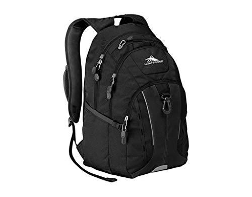 High Sierra Laptop Backpack, Black
