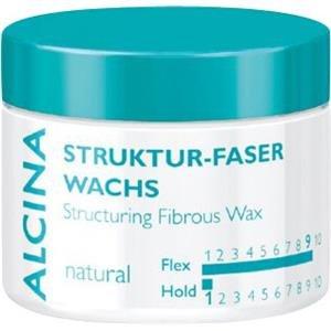Alcina, B Struktur-Faser-Wax, 50 ml