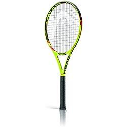 Head Graphene XT Extreme Rev Pro - Raqueta de tenis, color amarillo/negro/rojo, talla S30