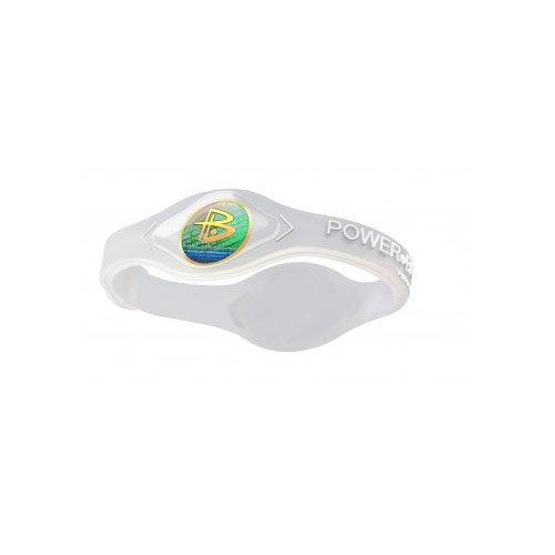 Power Balance transparent Silikonarmband S IWSA09CL00WTSP