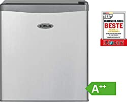 Bomann GB 388 Gefrierbox / A++ / 51 cm Höhe / 117 kWh/Jahr / 30 Liter Gefrierteil / Kühlmittel R600a / silber