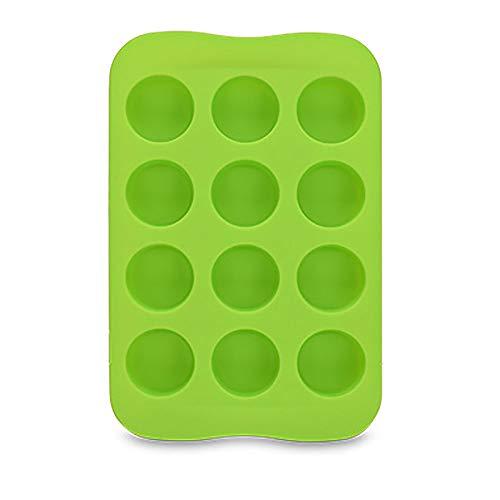 elform,Rifuli® Heißer silikon einfrieren Form bar Pudding gelee schokoladenhersteller Form Eiswürfel Silikonformen Eiswürfelschalen(LFGB Zertifiziert) ()