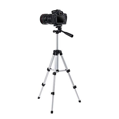 Rameng Mini Trepied Smartphone Flexible Trépied Appareil Photo Portable Universel Support de Caméra