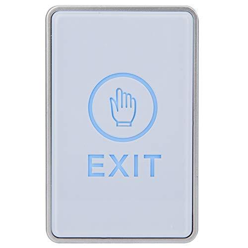 Botón de Apertura de Puerta con LED, DK-920C Sistema de Control de...