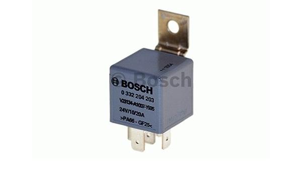 Bosch 0332204203 Relay Auto