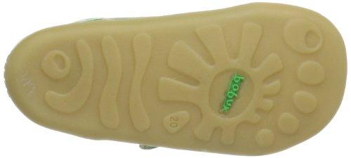 Bobux 460695, chaussures premiers pas mixte enfant Vert - Grün (green 7)