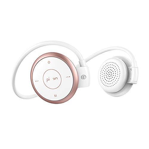 Geräuschunterdrückende Kopfhörer 18 Stunden Wiedergabezeit Bluetooth-Headset Geeignet Für Fitness-Lauf Head-Mounted Plug-In-Karte Active Noise Reduction Plug
