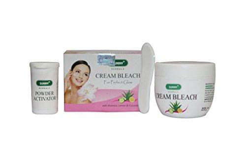 Baksons Bleach Cream mit Aloevera, Zitrone & Gurke Amber Weißen Körper-öl