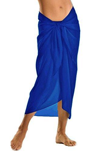 TOSKATOK®Womens Girls Sexy stylish beach cover up Sarong Skirt Dress Test