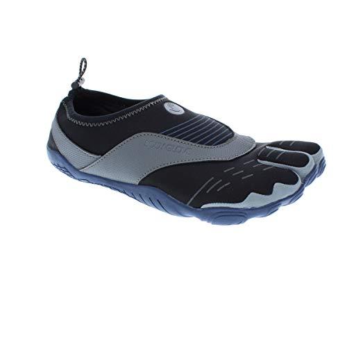 Body Glove Herren 3T Barefoot Cinch Barfuß, Black/Indigo, 47 EU (Bodys 3t)