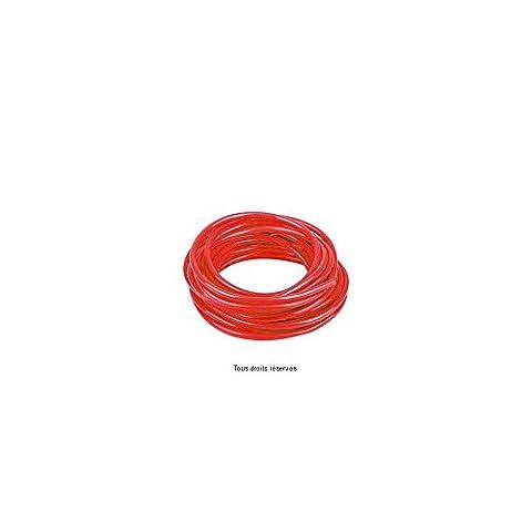 Durite Refroidissement - Durite Rouge Ø6mm X 3 Mètres