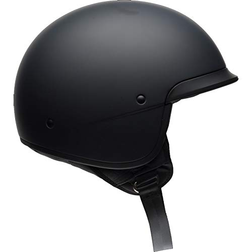 Bell HELMET SCOUT AIR BLACK MATT XL
