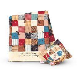 American Girl Kirsten 's Quilt & Kit by American Girl