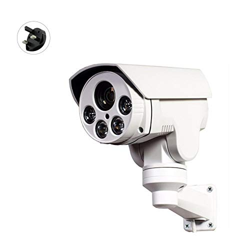 Preisvergleich Produktbild True-Ying 2 MP 4X optischer Zoom Mini PTZ Outdoor IP-Kamera POE IR IP66 HD 1080P TF Kartenschlitz enthält Halterung Home Security Kamera