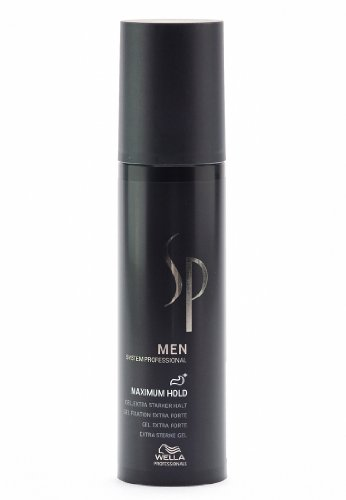 Sp System Professional SPW-096 Maximum Hold Sp Men Gel Coiffant 100 ml
