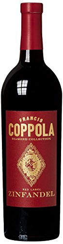 Zinfandel Diamond Collection Red Label Francis Ford Coppola 2015