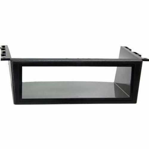 ACV 271000-01 Unterbau-Radioblende DIN Norm , schwarz - Auto-rahmen