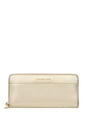 MICHAEL by Michael Kors Mercer Pale Gold Portemonnaie one size Pale Gold