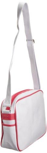 Gola Classics Redford Neo Umhängetasche Weiß (White/Fuchsia)