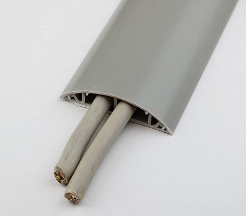 Elektrische Fußbodenheizung floorino Profi 18m Heizdraht auf Rolle ca 12W//lfm