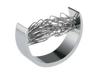 Paper Holder Clip (Bow Shaped Paper Clip Holder by Reeko)