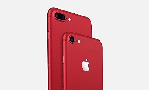 Apple Iphone 7 Single SIM 4G 128GB Red, Smartphones (11.9 cm (4.7'), 128 GB, 12 MP, iOS, 10, Red) Ricondizionato