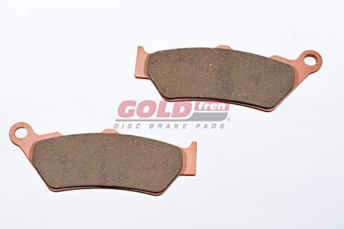 Goldfren 106 AD - Pastiglie freno