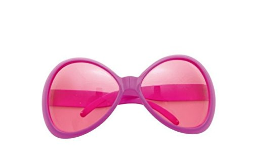 P 'tit Clown 35061 Brille Kunststoff - Fliege GM - Rosa
