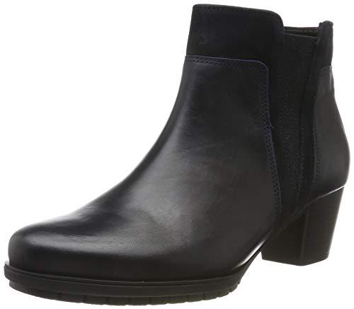 Gabor Shoes Damen Comfort Basic Stiefeletten, Blau (Midnight (Micro) 56), 39 EU