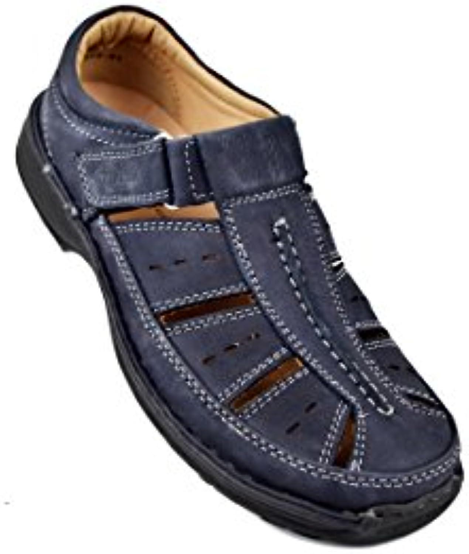Zerimar Sandali da Uomo   Sandali da da da Trekking da Uomo   Sandals Man Hiking   Sandali di Cuoio da Uomo   Sandali... | Qualità e quantità garantite  | Uomini/Donne Scarpa  daf611