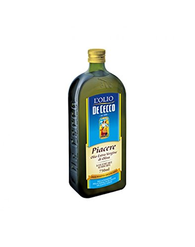 De Cecco Olio Extra Vergine IL PIACERE / Extra Natives Olivenöl 750 ml.