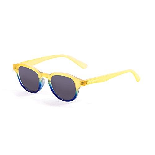 Paloalto Sunglasses Laguna Beach Sonnenbrille Unisex Erwachsene, Gelb/Blau