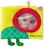 Lilliputiens 6686284 - Juliette Fotoalbum mit Hüllen, Raupe