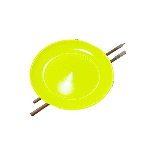 placa-malabares-kit-amarillo-y-moldura-de-madera