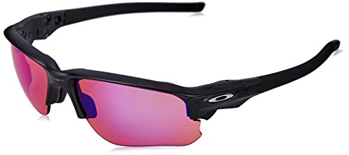 Oakley Herren Flak Draft 936403 67 Sonnenbrille, Blau (Dark Indigo Bluee/Prizmtrail),