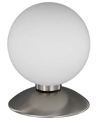 Paul neuhaus lampada da tavolo a sfera illuminazione - Amazon lampade da tavolo ...