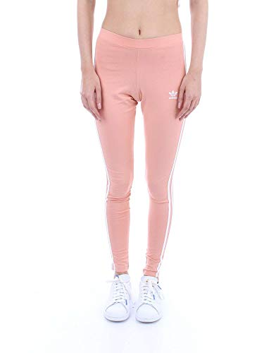 Leggings adidas 3 str rosa polvo 34