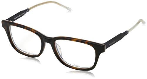 Tommy Hilfiger Unisex-Erwachsene 762753895295 Brillengestelle, Braun, 52