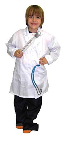 Kostüm Mantel Arzt Größe von 8bis (10 Arzt Kostüm)